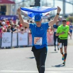 The 27th Lattelecom Riga Marathon - Yizhaq Ozer (1649)
