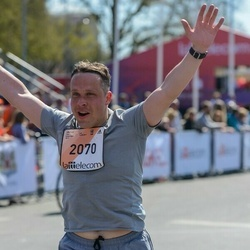 The 27th Lattelecom Riga Marathon - Māris Goldmanis (2070)