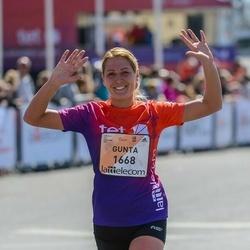 The 27th Lattelecom Riga Marathon - Gunta Ikauniece (1668)