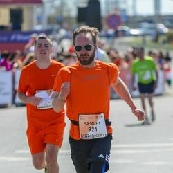 The 27th Lattelecom Riga Marathon - Sergey Choukanov (921)