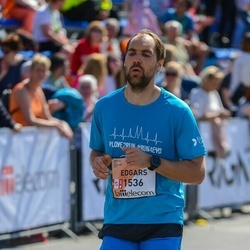 The 27th Lattelecom Riga Marathon - Edgars Skunstins (1536)