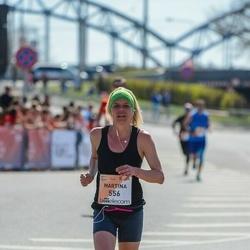 The 27th Lattelecom Riga Marathon - Martina Feurstein (556)
