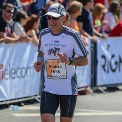 The 27th Lattelecom Riga Marathon - Thomas Kohlstrung (1626)