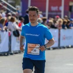 The 27th Lattelecom Riga Marathon - Sebastian Schulz (1730)
