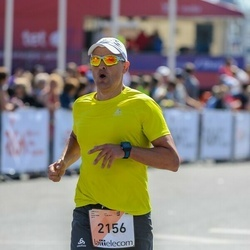 The 27th Lattelecom Riga Marathon - Oļegs Nikolajevs (2156)