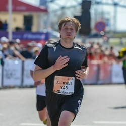 The 27th Lattelecom Riga Marathon - Aleksejs Marčenko (948)