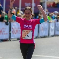 The 27th Lattelecom Riga Marathon - Kati Haromo (530)