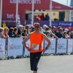The 27th Lattelecom Riga Marathon - Vilius Jonaitis (877)