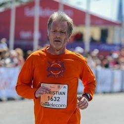 The 27th Lattelecom Riga Marathon - Christian Dannegger (1632)