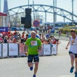 The 27th Lattelecom Riga Marathon - Mārcis Krauze (1502)