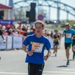 The 27th Lattelecom Riga Marathon - Marko Halmeenpää (221)