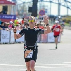 The 27th Lattelecom Riga Marathon - Aleksejs Pozdņakovs (696)