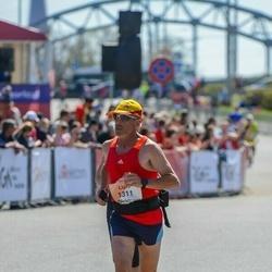 The 27th Lattelecom Riga Marathon - Luis Menendez (1311)