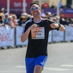 The 27th Lattelecom Riga Marathon - Jan Egil Ruud (1150)