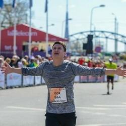 The 27th Lattelecom Riga Marathon - Igor Krushelnitski (844)
