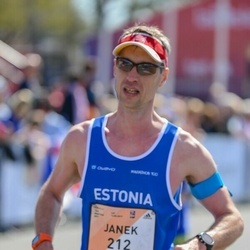The 27th Lattelecom Riga Marathon - Janek Oblikas (212)