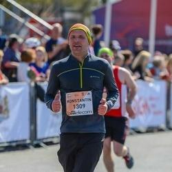 The 27th Lattelecom Riga Marathon - Konstantin Kocura (1309)