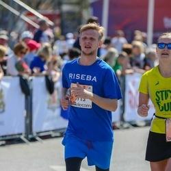 The 27th Lattelecom Riga Marathon - Zane Karpenko (1476)