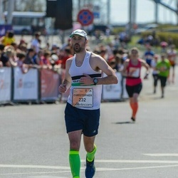 The 27th Lattelecom Riga Marathon - Christopher Mccarthy (232)