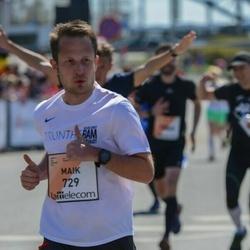 The 27th Lattelecom Riga Marathon - Maik Kämmerer (729)