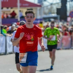 The 27th Lattelecom Riga Marathon - Romans Biņkovskis (2091)