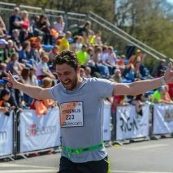 The 27th Lattelecom Riga Marathon - Jevgenijs Kazanins (223)