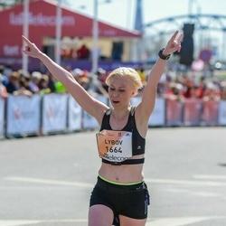 The 27th Lattelecom Riga Marathon - Lybov Filippova (1664)