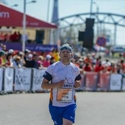 The 27th Lattelecom Riga Marathon - Jānis Strazdiņš (1176)