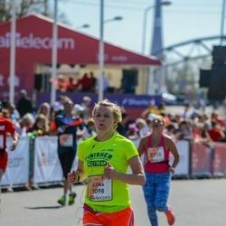The 27th Lattelecom Riga Marathon - Ilona Ivanoff (1098)