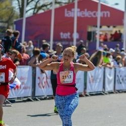 The 27th Lattelecom Riga Marathon - Mara Engelbrehta (2113)