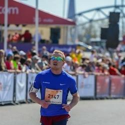 The 27th Lattelecom Riga Marathon - Helmuts Rasa (2147)