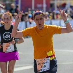 The 27th Lattelecom Riga Marathon - Dr. Sigrid Westphal (1634)