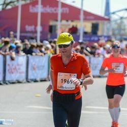 The 27th Lattelecom Riga Marathon - Alain Sire (1969)