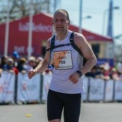 The 27th Lattelecom Riga Marathon - Jānis Līcis (788)