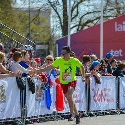 The 27th Lattelecom Riga Marathon - Kristian Chechur (431)
