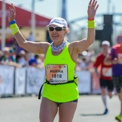 The 27th Lattelecom Riga Marathon - Marika Roopärg (1818)