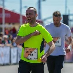 The 27th Lattelecom Riga Marathon - Valērijs Jansons (718)