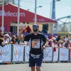 The 27th Lattelecom Riga Marathon - Timo Kilpi (1190)