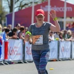 The 27th Lattelecom Riga Marathon - Santa Dūmiņa (659)