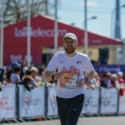 The 27th Lattelecom Riga Marathon - Nerijus Nekrašas (725)