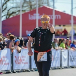 The 27th Lattelecom Riga Marathon - Ole Toft (618)