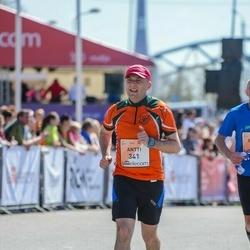 The 27th Lattelecom Riga Marathon - Antti Terävä (341)