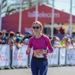 The 27th Lattelecom Riga Marathon - Justīne Savitska (786)
