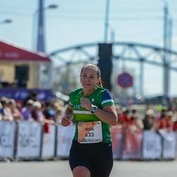 The 27th Lattelecom Riga Marathon - Inga Bružikiene (633)