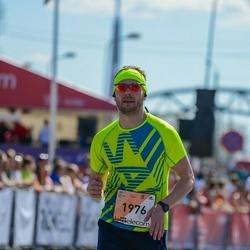 The 27th Lattelecom Riga Marathon - Konstantins Abrazejs (1976)