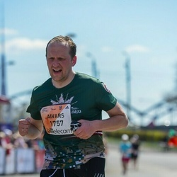 The 27th Lattelecom Riga Marathon - Aivars Puriņš (1757)