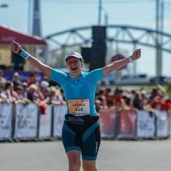 The 27th Lattelecom Riga Marathon - Leonie Guisan (648)