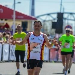 The 27th Lattelecom Riga Marathon - Livio Castellani (2040)