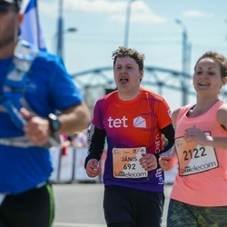 The 27th Lattelecom Riga Marathon - Jānis Sīpols (692)