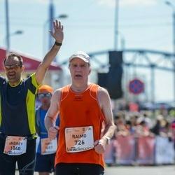 The 27th Lattelecom Riga Marathon - Raimo Mäkinen (726)